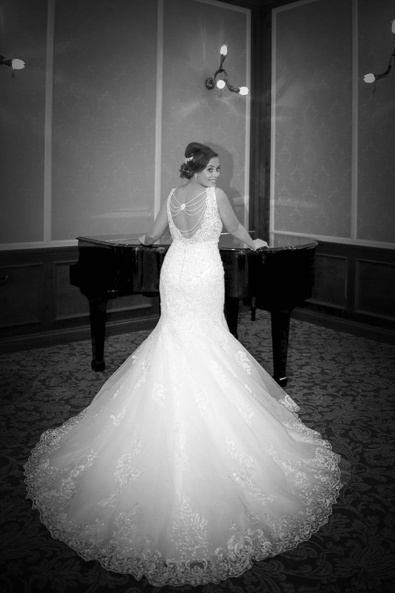 Bride Amanda