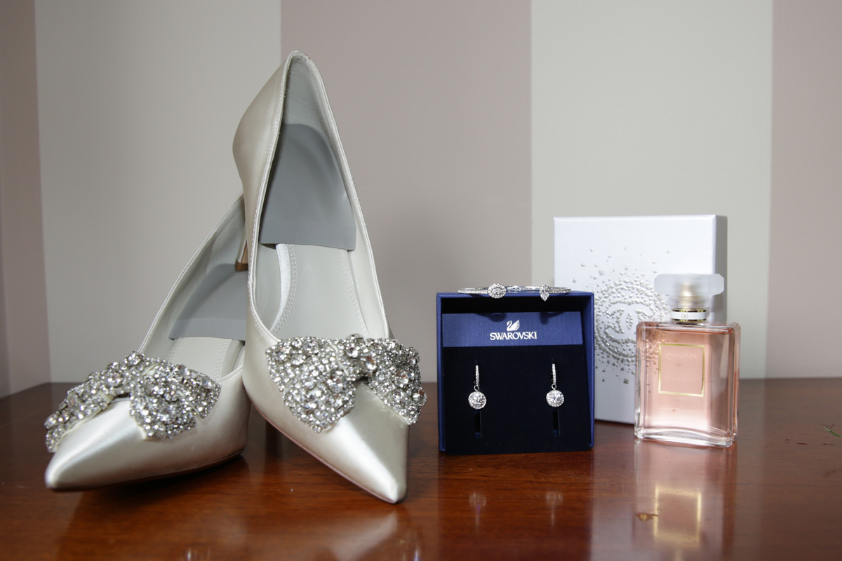 Shoes Jewellery & Perfume