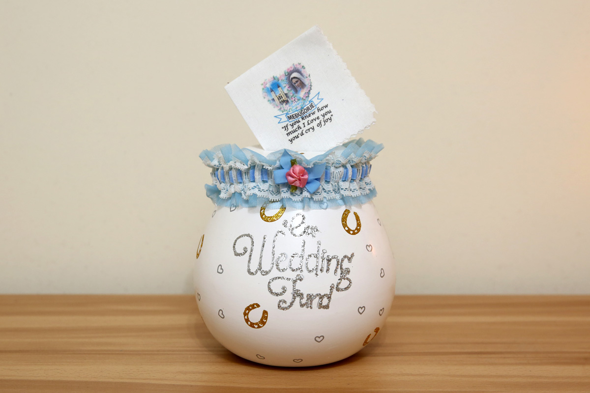 Wedding Fund Jar