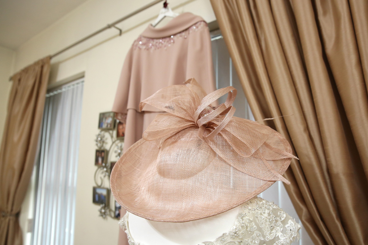 Mother of the Brides Hat